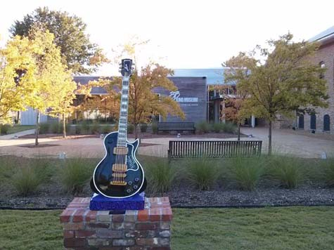 BB King Museum, Indianola, MS