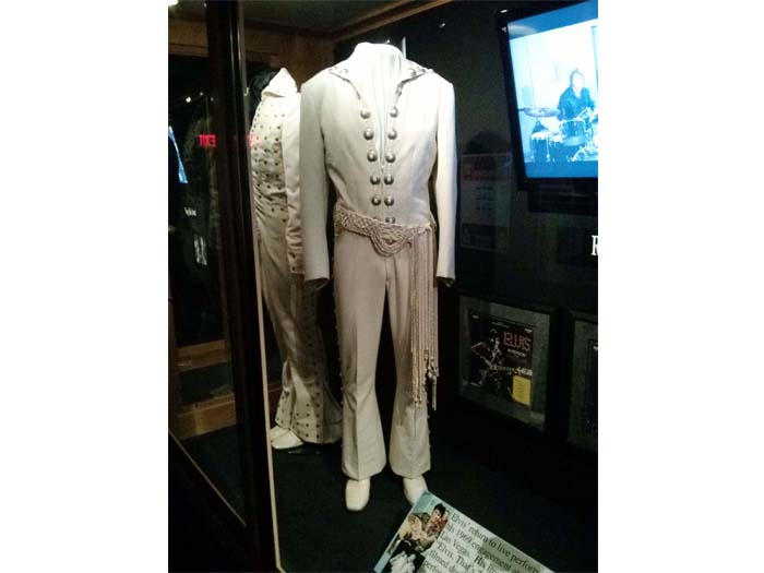 Another jumpsuit of Elvis'
