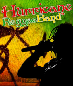 Hurricane Reggae Band flyer image