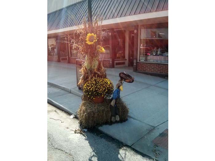 More New Madrid Fall Festival displays in town