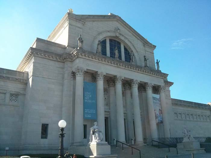 St Louis Art Museum