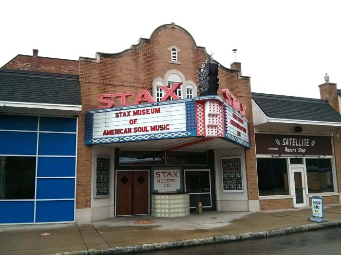 The Stax Museum of American Soul Music