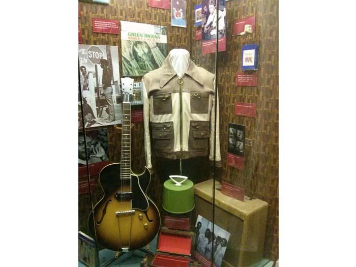 Steve Cropper's stage jacket