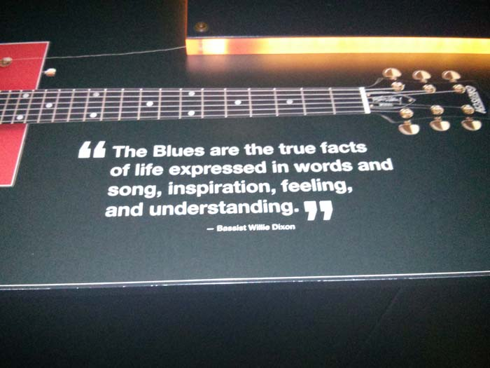 Image of quote by Willie Dixon