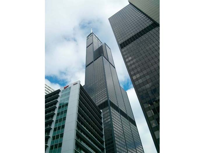 The Willis (formerly Sears) Tower, Chicago