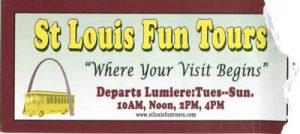 Image of the St Louis Bus Tour ticket