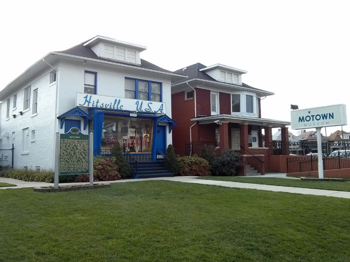 The Motown Museum, Hitsville USA, Detroit
