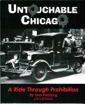 Photo of the book, Untouchable Chicago