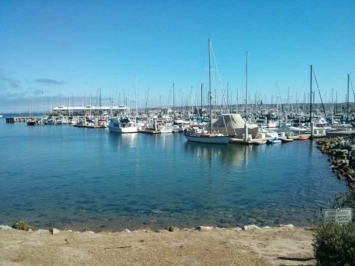 Marina at Monterey