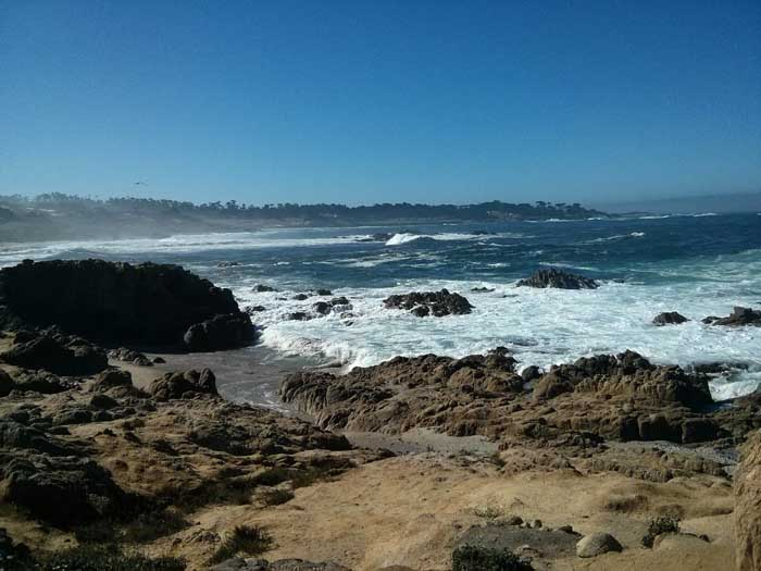 Seal Rock Bay