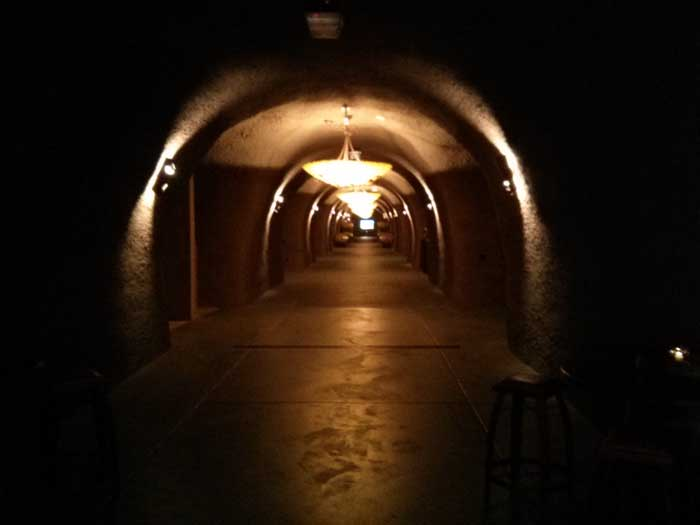 Inside Petroni Vineyards