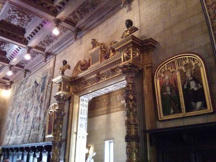 Assembly Room - Hearst Castle