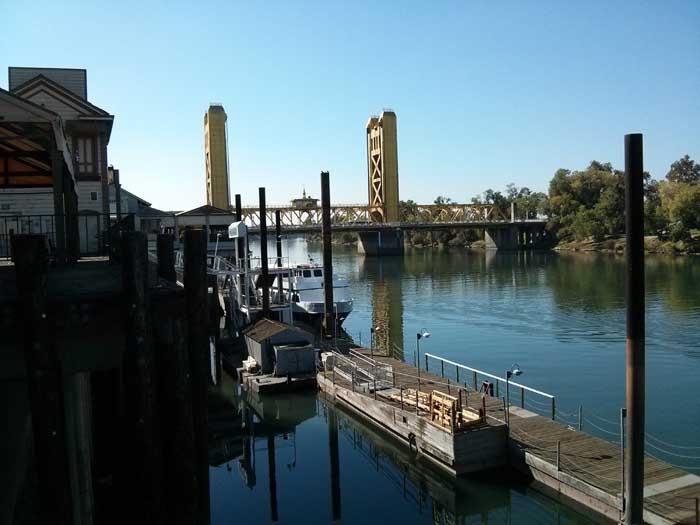 Old Sacramento River
