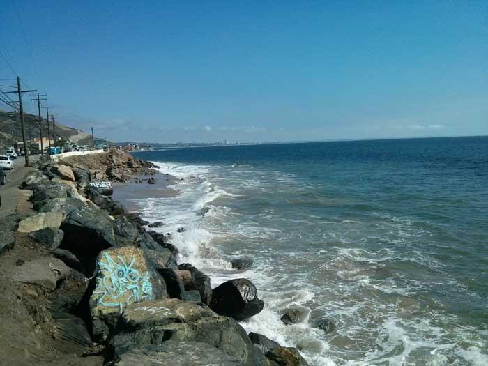 South of Malibu