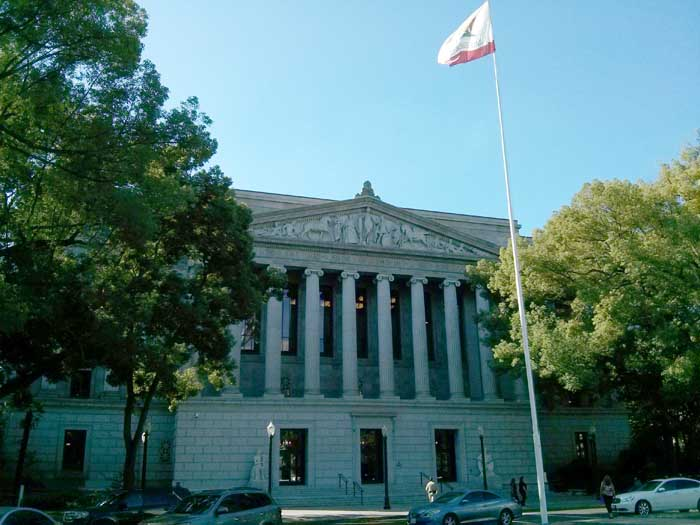 Stanley Mosk Library & Courts Building - Sacramento