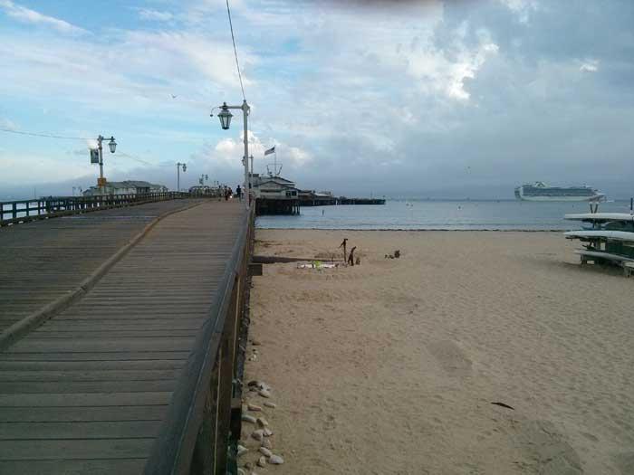 Stearns Wharf - Santa Barbara