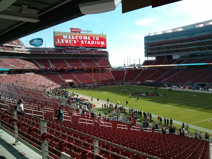 Welcome to Levi's Stadium