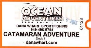 Dana Wharf Sportsfishing