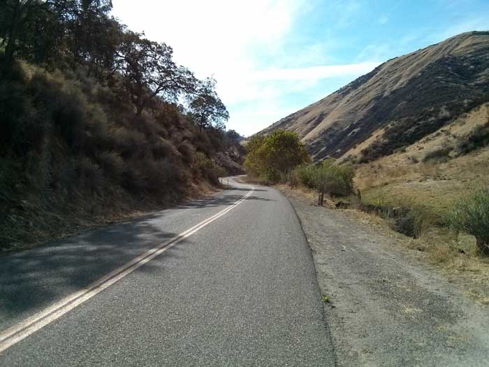 Del Puerto Canyon Road
