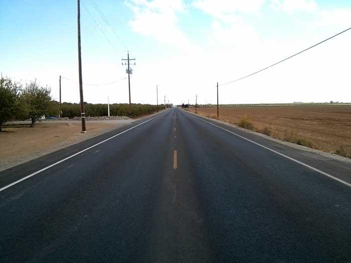 Highway 140 east