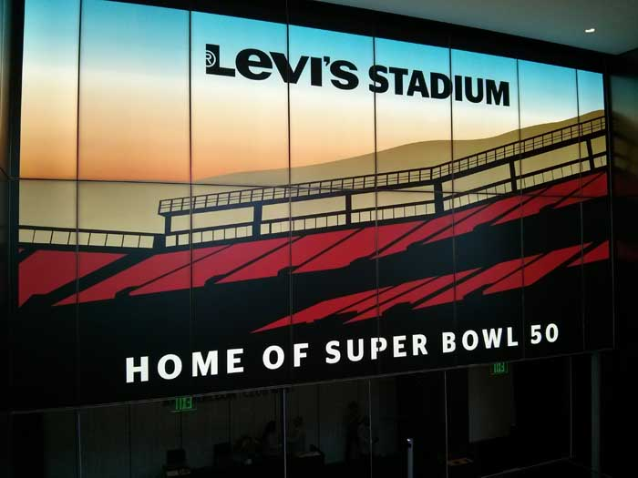 Inside Levi's Stadium