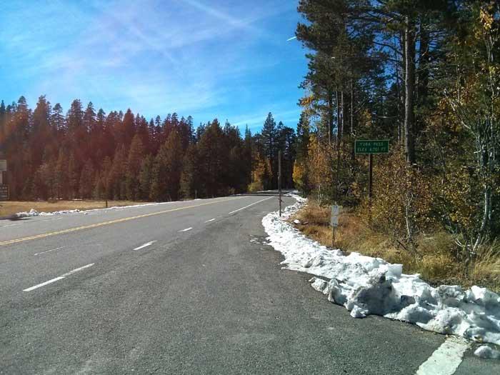 Yuba Pass