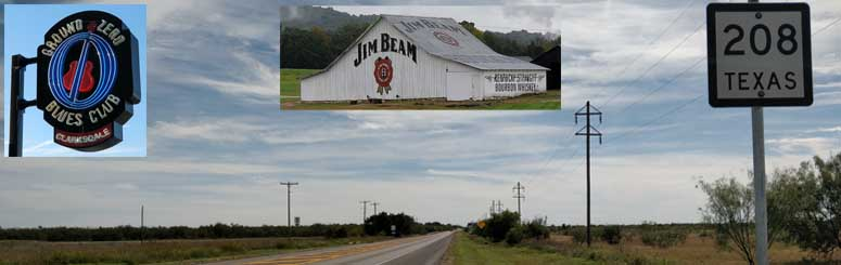 Ohio, Nashville & Texas road trip