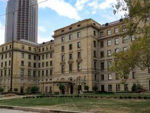 Drury Plaza Hotel in Cleveland, Ohio
