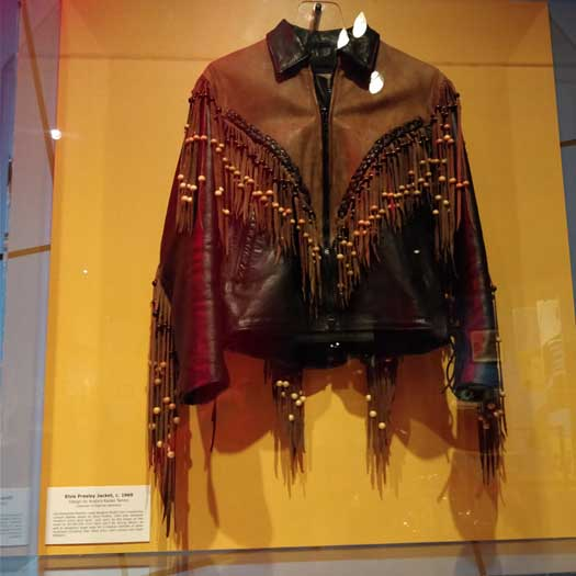 Elvis Presley jacket from 1969