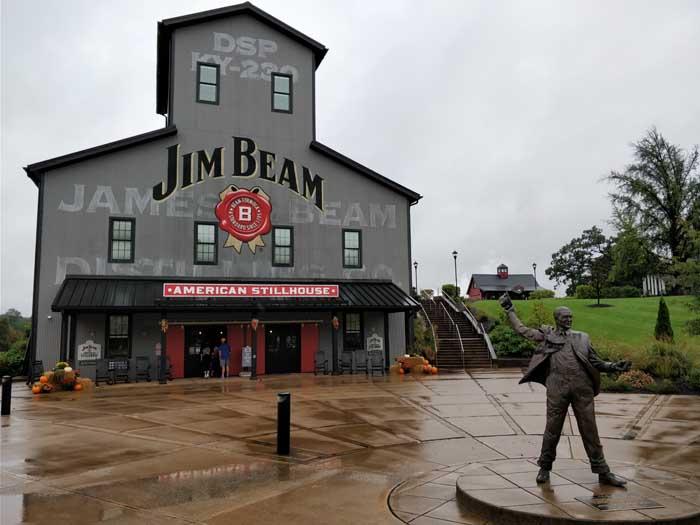 Jim Beam main building