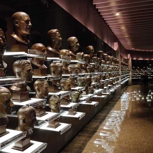 The Pro Football Hall of Fame Gallery