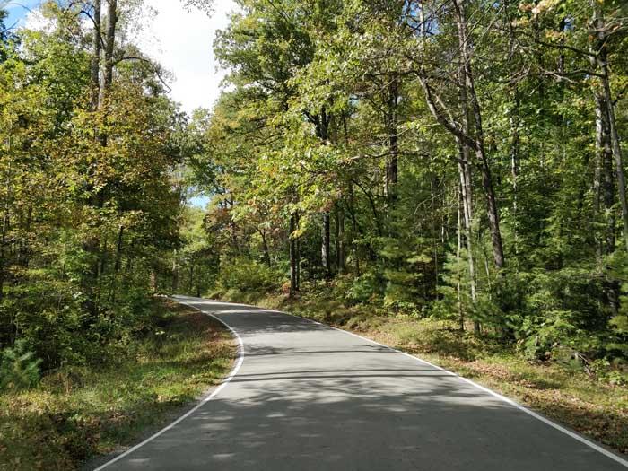 Sky Bridge Road, Pine Ridge, KY