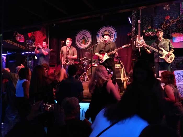 Stacy Mitchhart Band #3