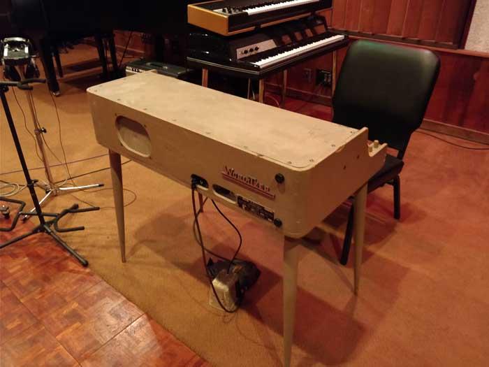 Spooner Oldham's Wurlitzer organ