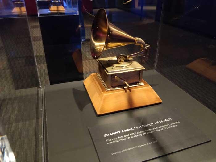A Grammy
