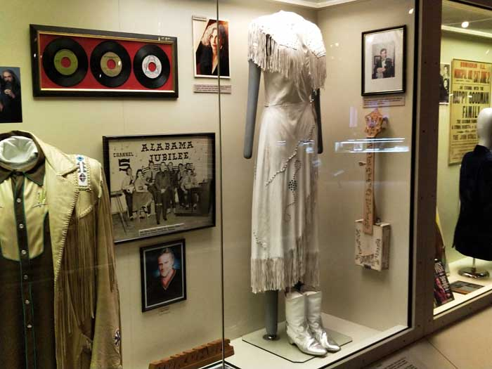 Inside Alabama Music Hall of Fame
