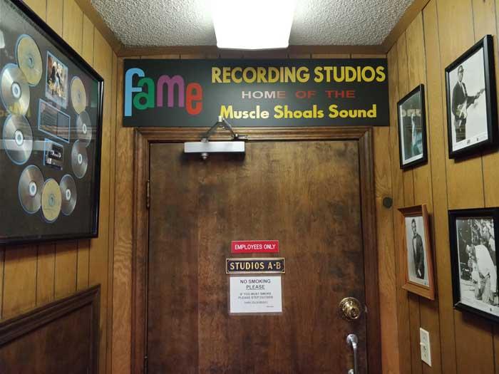 Inside FAME Studios