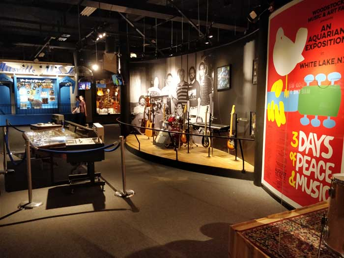 Inside Musicians Hall of Fame