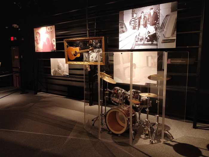 Roger Hawkins drum kit - The Swampers