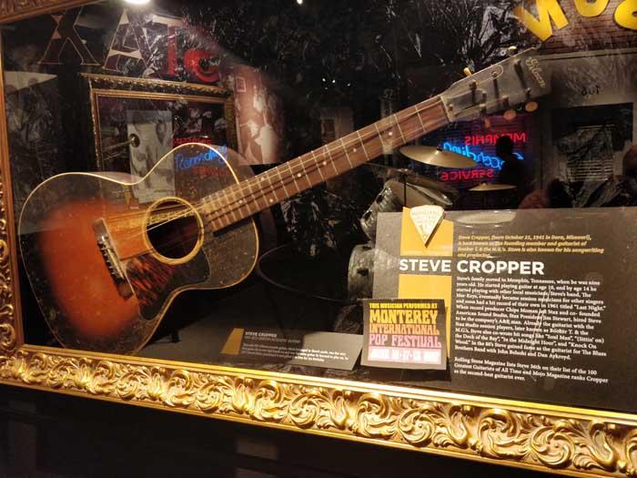 Steve Cropper's guitar