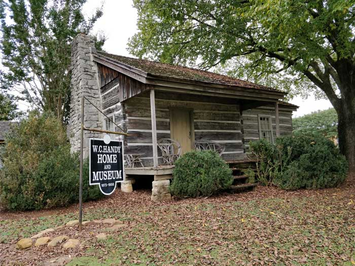 WC Handy House & Museum