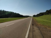 Hwy 278 on the way to Clarksdale