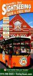 Nashville Trolley Tour leaflet