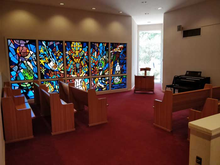 The new chapel #1