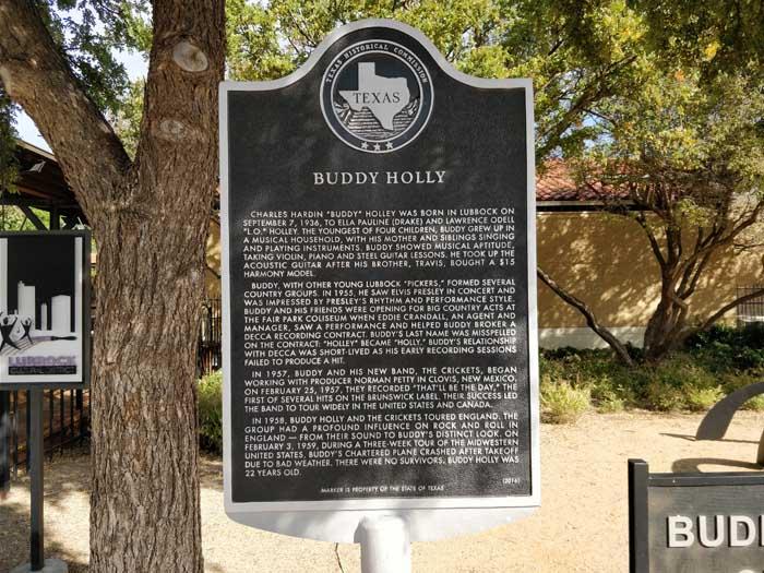 Buddy Holly Center