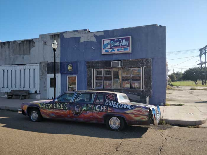 Downtown Clarksdale