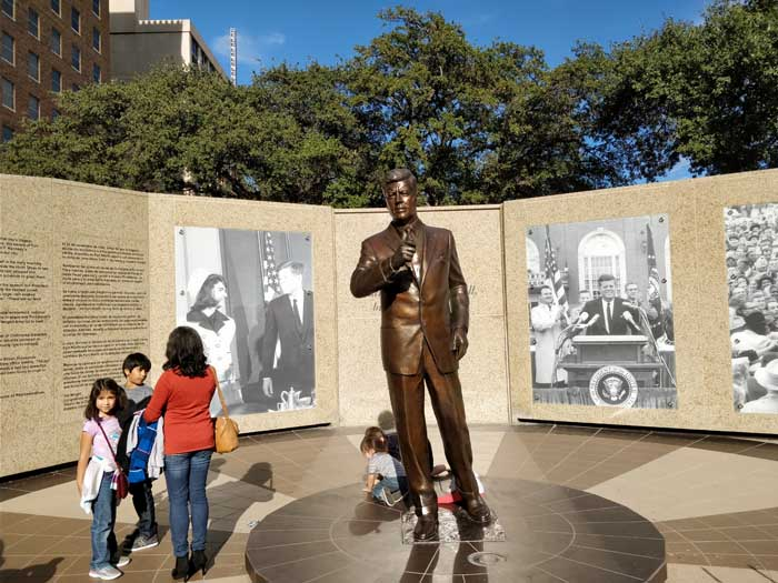 Fort Worth JFK Memorial