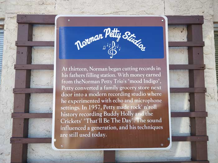 Norman Petty Recording Studios