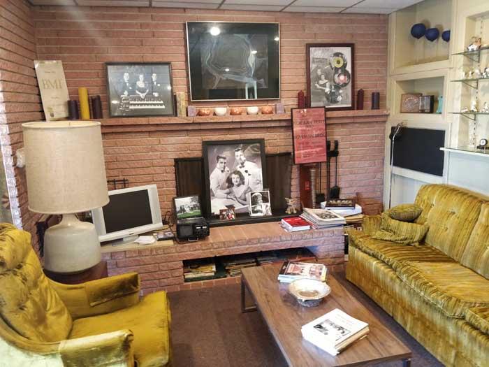 Norman Petty Recording Studios Living Quarters