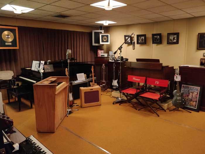Norman Petty Recording Studios - Studio